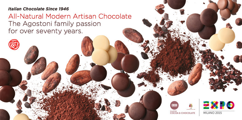 All-Natural Italian Modern Artisan Chocolate: The Agostoni famly passion for over sixty years.